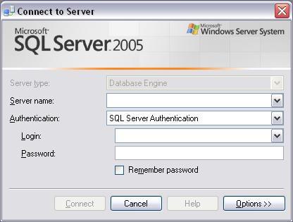 Microsoft_SQL_server_2005_anslutning